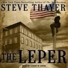 The Leper Lib/E Cover Image