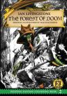 Official Fighting Fantasy Colouring Book 2: The Forest of Doom Cover Image