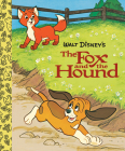 The Fox and the Hound Little Golden Board Book (Disney Classic) Cover Image