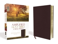 Amplified Bible-Am-Large Print: Captures the Full Meaning Behind the Original Greek and Hebrew Cover Image