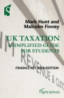 UK Taxation: A Simplified Guide for Students: Finance Act 2020 Edition Cover Image