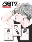 Got7 coloring book: Got7 Coloring Book For Adults -- Coloring Books for KPOP & Got7 Fans. Cover Image