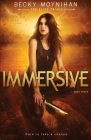 Immersive: A Young Adult Dystopian Romance Cover Image