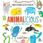 Animalicious: A Quirky ABC Book Cover Image
