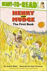 Henry and Mudge: The First Book (Henry & Mudge) Cover Image