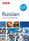 Berlitz Phrase Book & Dictionary Russian(bilingual Dictionary) (Berlitz Phrasebooks) Cover Image