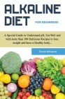 Alkaline Diet For Beginners Cover Image