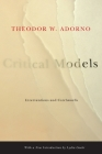 Critical Models: Interventions and Catchwords Cover Image