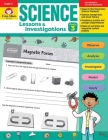 Science Lessons and Investigations, Grade 3 Cover Image
