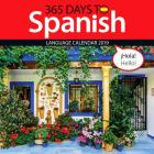 Cal 2019 365 Days to Spanish Cover Image