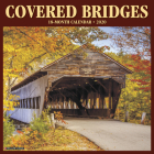 Covered Bridges 2020 Wall Calendar Cover Image
