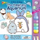 The Imaginary Aquarium Stackable Crayon Activity Book (Kawaii Kids Club) Cover Image