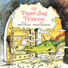 Paper Bag Princess Unabridged Cover Image