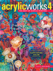 Acrylicworks 4: Captivating Color (Acrylicworks: The Best of Acrylic Painti) Cover Image