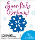 Snowflake Origami: They Sparkle! (RP Minis) Cover Image