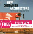 New Container Architecture: Design Guide + 30 Case Studies Cover Image