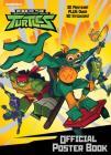 Rise of the Teenage Mutant Ninja Turtles: Official Poster Book (Rise of the Teenage Mutant Ninja Turtles) Cover Image