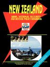 New Zealand Army, National Security and Defense Policy Handbook Cover Image