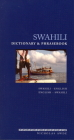 Swahili Dictionary and Phrasebook: Swahili-English/English-Swahili Cover Image