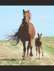Beautiful Horses Notebook Cover Image