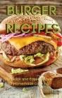 Burger Recipes Cover Image