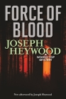 Force of Blood: A Woods Cop Mystery Cover Image