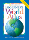 National Geographic Beginners World Atlas Updated Edition Cover Image