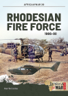 Rhodesian Fire Force 1966-80 (Africa@War #20) Cover Image