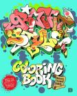 Graffiti Style Coloring Book Cover Image