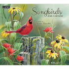 Songbirds(tm) 2021 Wall Calendar Cover Image