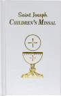Children's Missal: An Easy Way of Participating at Mass for Boys and Girls Cover Image