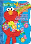Elmo's Guessing Game about Colors/Elmo y Su Juego de Adivinar Los Colores (Sesame Street Elmo's World (Board Books)) Cover Image