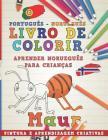 Livro de Colorir Português - Norueguês I Aprender Norueguês Para Crianças I Pintura E Aprendizagem Criativas Cover Image