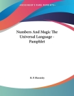 Numbers And Magic The Universal Language - Pamphlet Cover Image