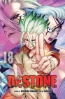 Dr. STONE, Vol. 18 Cover Image