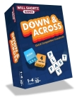 Down & Across (Will Shortz Games) Cover Image