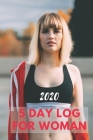 5 day log for women: I believe in your plan ... and YOU? Cover Image