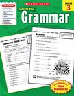 Scholastic Success With Grammar: Grade 3 Workbook Cover Image