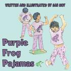 Purple Frog Pajamas Cover Image