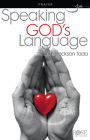 Speaking God's Language (Joni Eareckson Tada) Cover Image