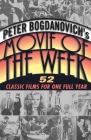 Peter Bogdanovich's Movie of the Week Cover Image