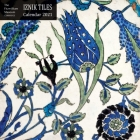 Fizwilliam Museum - Iznik Tiles Wall Calendar 2021 (Art Calendar) Cover Image