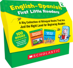 English-Spanish First Little Readers: Guided Reading Level C (Classroom Set): 25 Bilingual Books That are Just the Right Level for Beginning Readers Cover Image