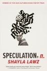 speculation, n. Cover Image