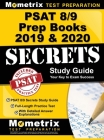 PSAT 8/9 Prep Books 2019 & 2020 - PSAT 8/9 Secrets Study Guide, Full-Length Practice Test with Detailed Answer Explanations: [includes Step-By-Step Re Cover Image