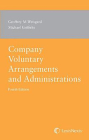 Company Voluntary Arrangements and Administrations: (Fourth Edition) Cover Image