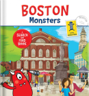 Boston Monsters: A Search-And-Find Book Cover Image