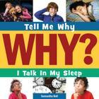 I Talk in My Sleep (Tell Me Why (Cherry Lake)) Cover Image