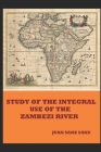 Study of the Integral Use of the Zambezi River Cover Image