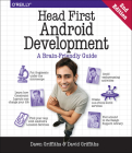 Head First Android Development: A Brain-Friendly Guide Cover Image